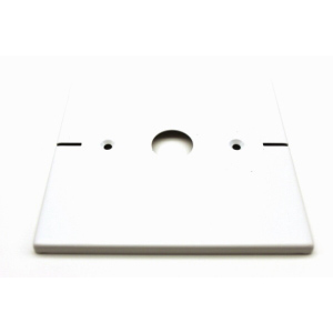 "5"" Flat Square Canopy w/ Slots and RM Holes Series"