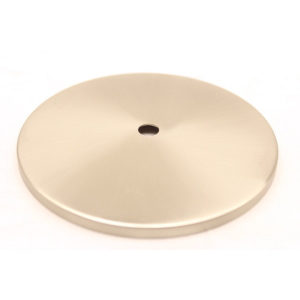 """5"""" Flat Canopy Brushed Nickel Series"""