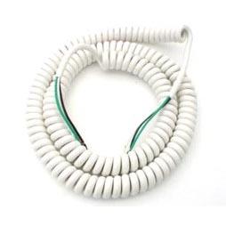 CCL18/318/3 SVT Long Coil Cord-300V Black or White