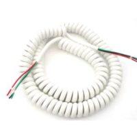 CCL18/418/4 Long Coil Cord-300V Black or White