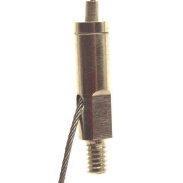 """MGR-SE-1/4-20-Ext1/4""""-20 Mini Gripper"""