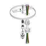 Power Feed J-Box Mount BE 18-4 & 22-4 (WebSite)