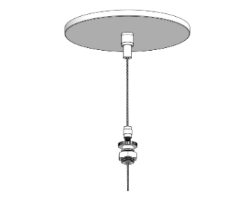 Pendant Lighting Non-Feed Cable Kits
